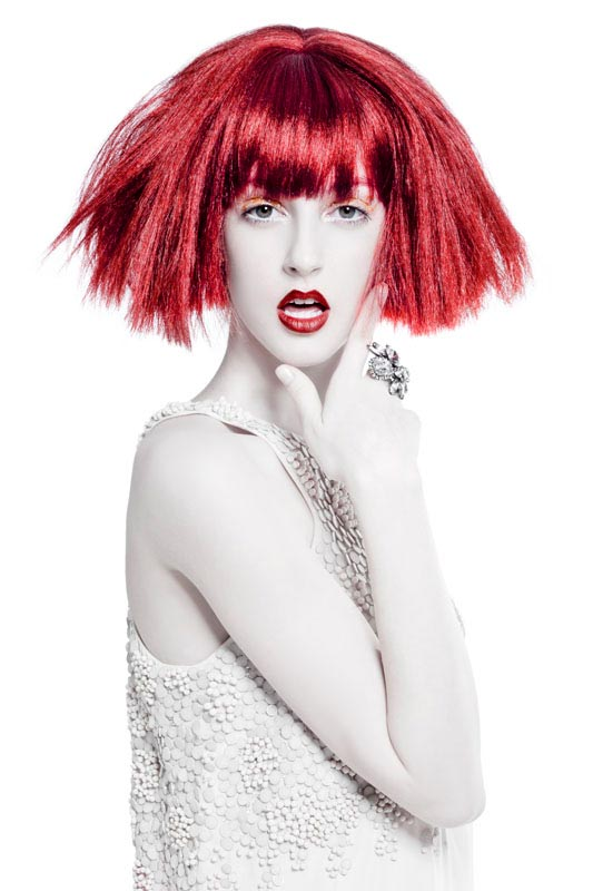 Heat Miser for Papercut Magazine by Lindsay Adler