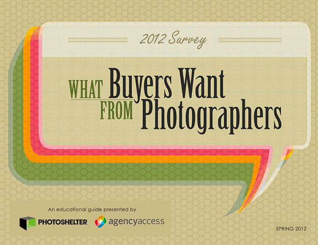 What Buyers Want from Photographers
