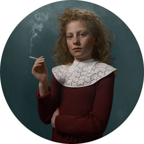 smoking kids Frieke Janssens  04