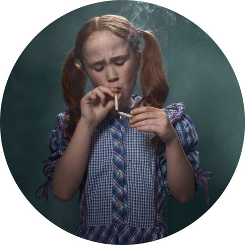 smoking kids Frieke Janssens  09