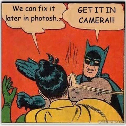 Batman-on-Camera-&-Photoshop