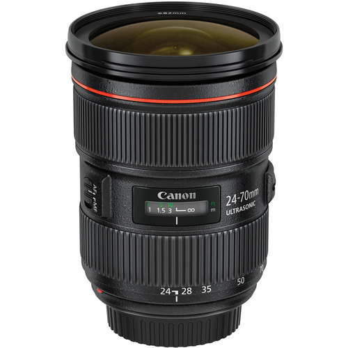 Canon 24-70mm II Zoom