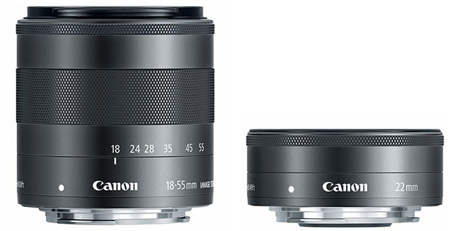 Canon-EF-M-18-55mm-IS-STM-Canon-EF-M-22mm-f2.0