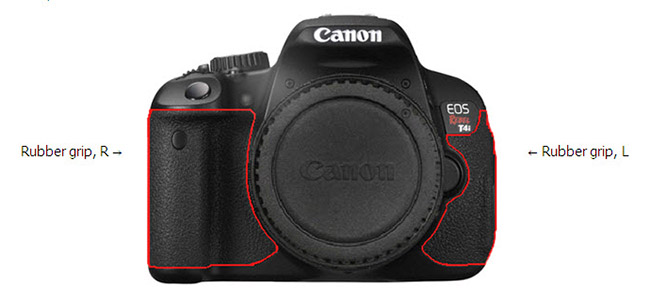 Canon Rebel t4i Advisory