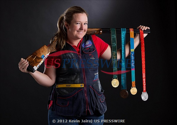 Shooter Kim Rhode