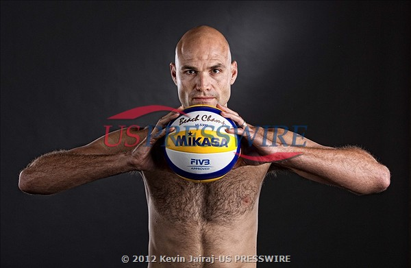 Volleyball Phil Dalhausser 02 by Kevin Jairaj