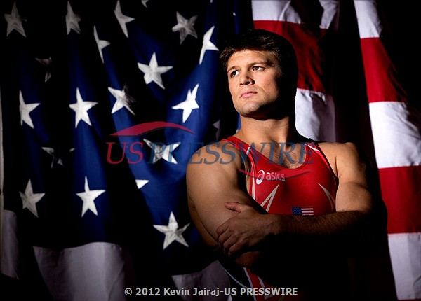 Wrestler Jake Herbert by Kevin Jairaj