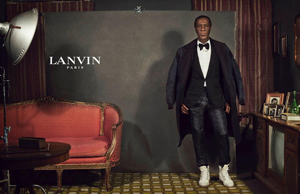 Lanvin Fall-Winter 2012-13 by Steven Meisel