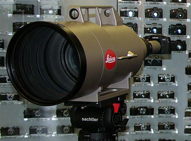 Most Expensive Lens - Leica APO Telyt R 1600mm