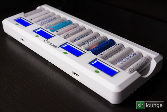 Titanium Innovations 16-Bay Charger Review by SLR Lounge