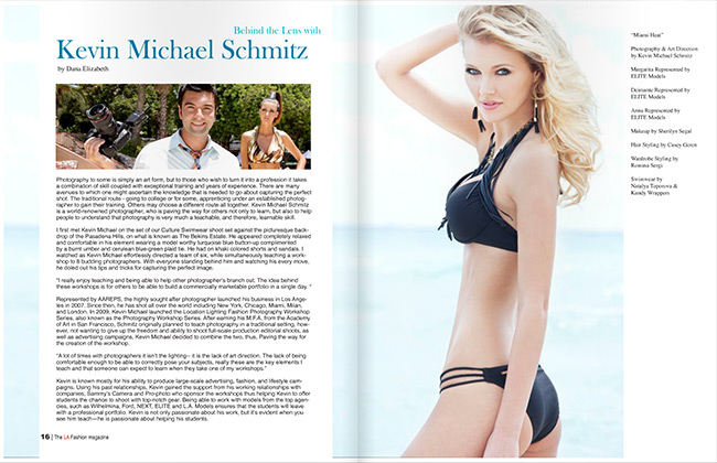 Kevin Michael Schmitz Published-Miami