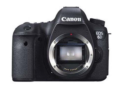 Canon 6D SLR Lounge