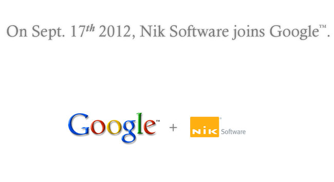 Google-Nik-Software