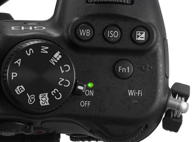 Panasonic-GH3-Top-Buttons