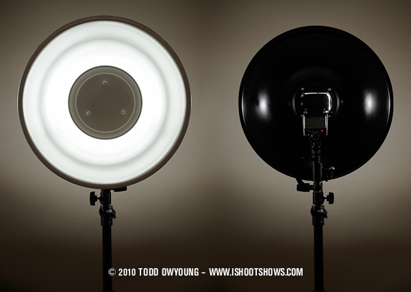 Todd Owyoung DIY Beauty Dish 2