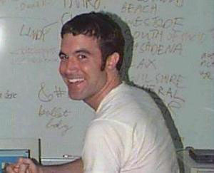 Tom Anderson MySpace Founder