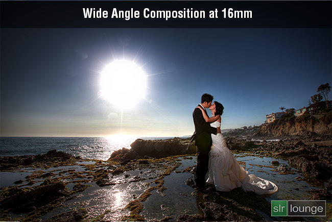 Wide-Angle-Composition