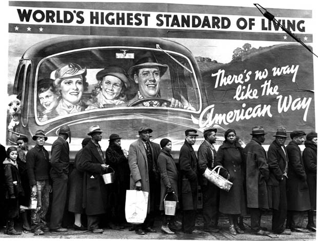 American Way by Margaret Bourke-White