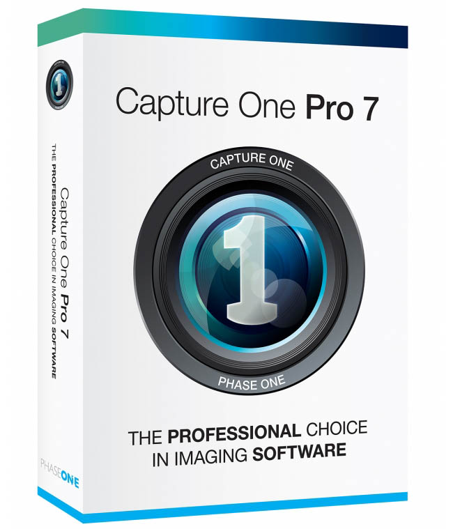 Capture One Pro 7 Box