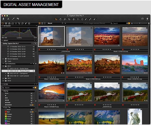 Digital Asset Management