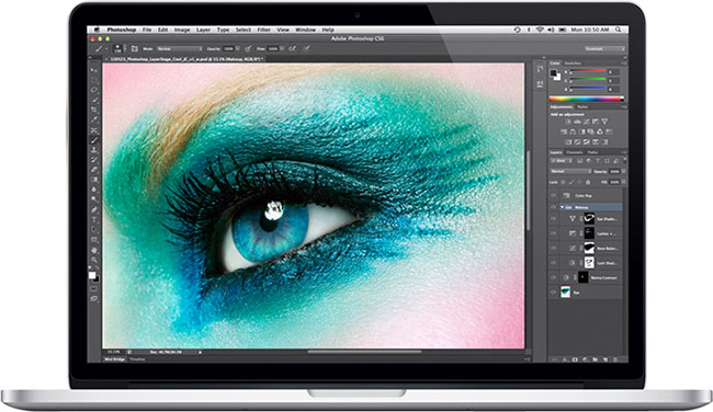 Sabine Liewald Retina Display Apple
