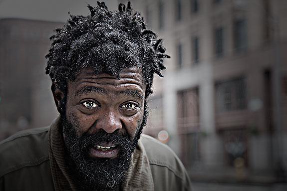 Urban portraits by Steve Paxton
