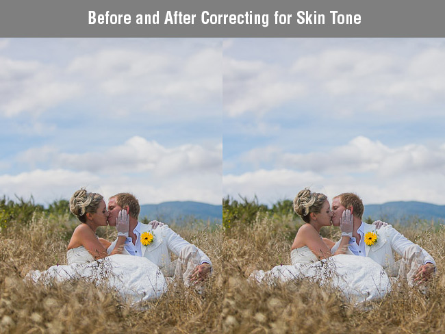 Unenhanced-HDR Skin Brush Before-After