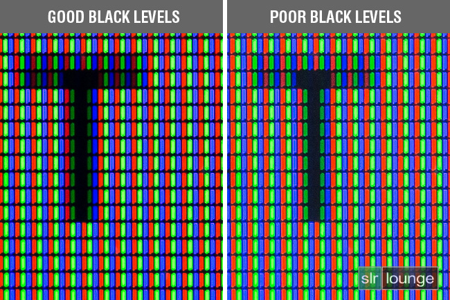 good-vs-poor-black-levels
