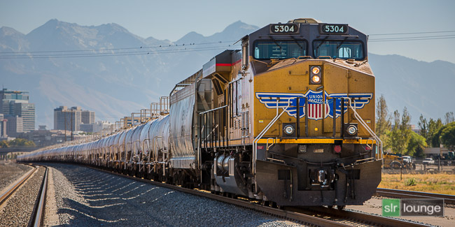 Union Pacific | Salt Lake City, Utah Before