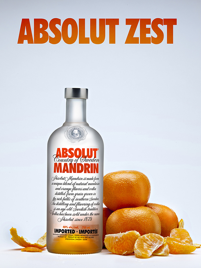 Absolut Zest by makaveli