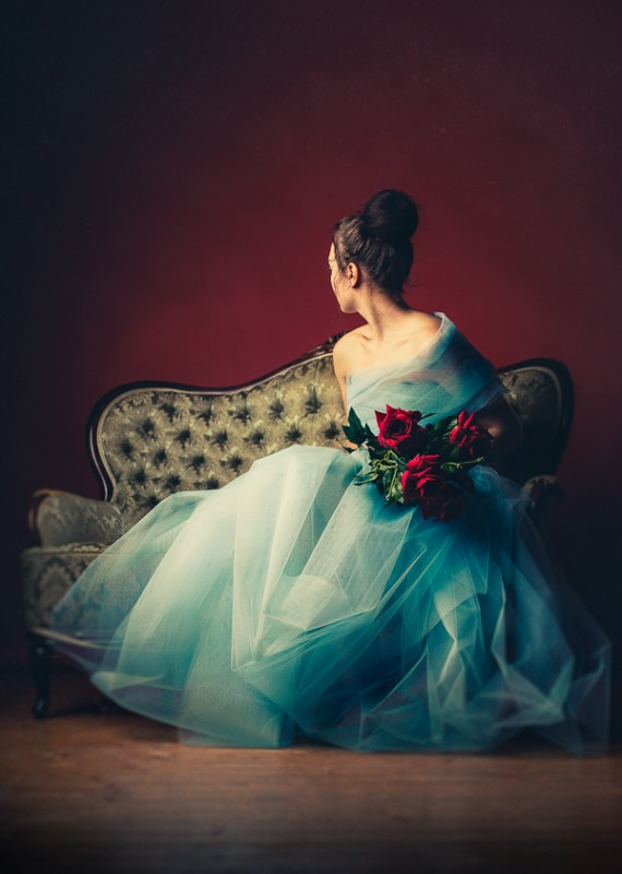 Dress WEB 570x800 Tutorial: Post processing Tranquillity pt.1