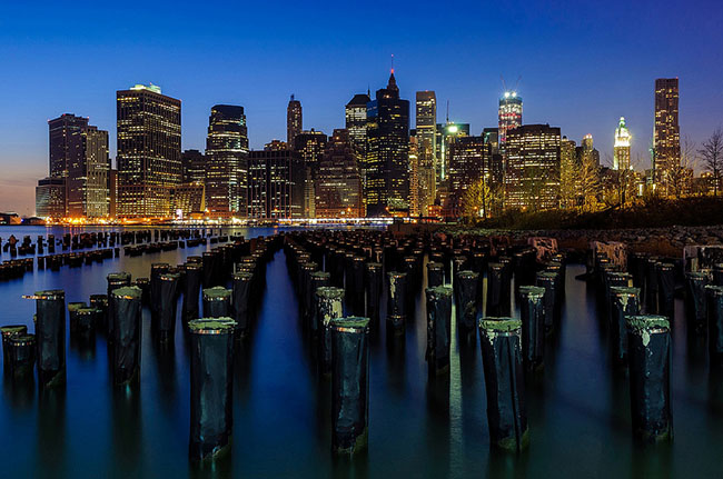 02 NYC Long Exposure by Wingc008