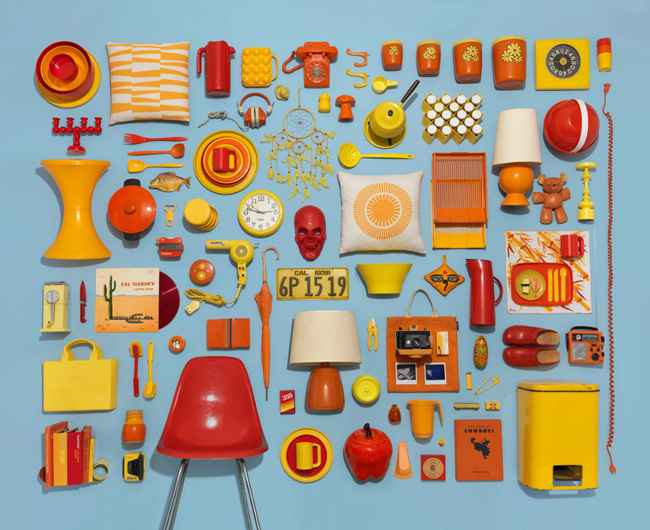 Jim-Golden-Still-Life-Red-Orange-Yellow