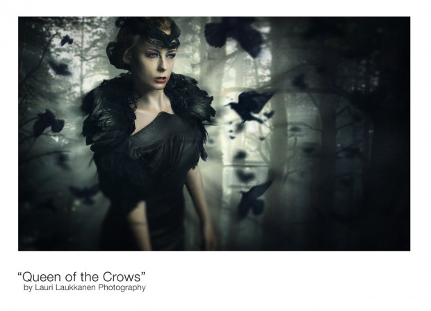 Queen of the Crows 1X